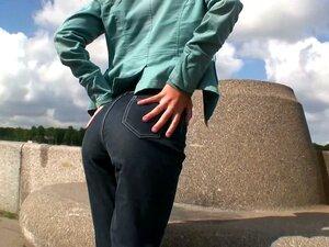Våre voyeur cam skutt denne super hot modell-tynn jente erting