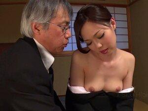 Utrolig japansk hore Misaki Yoshimura i eksotiske JAV usensurert DildosToys film,