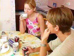 Russiske amatør Fucks 2 turister